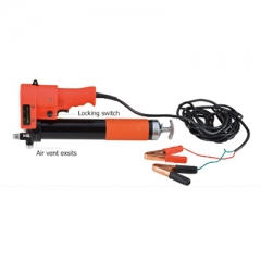 DIRECT-CURRENT ELECTRIC GREASE GUN